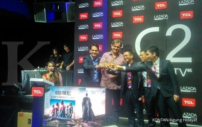 TCL bermain di pasar smart TV