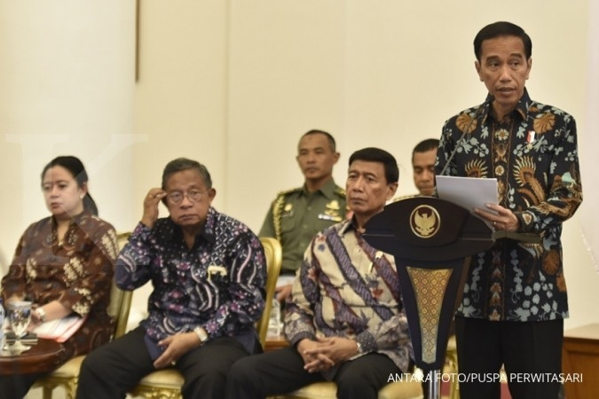 Golkar tetap setia dukung Jokowi di 2019