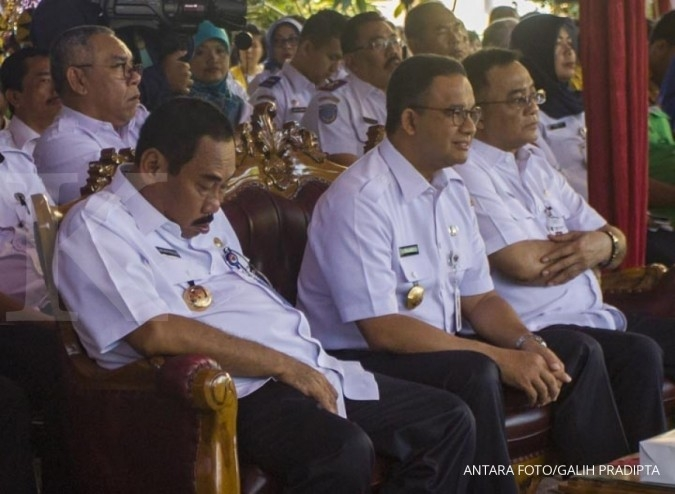 Anies loosens requirements on RT/RW accountability