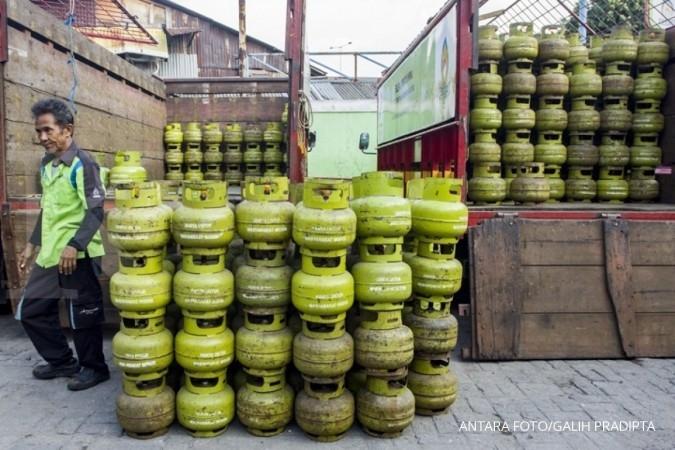 Pertamina tambah LPG 3 kg di berbagai daerah