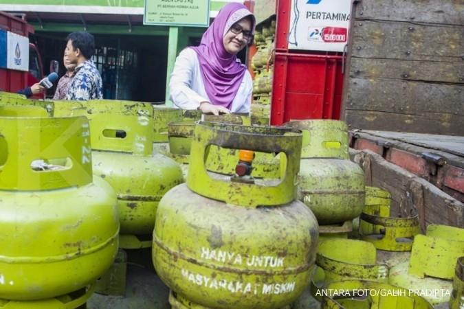 Pemerintah belum akan tambah kuota LPG di 2018