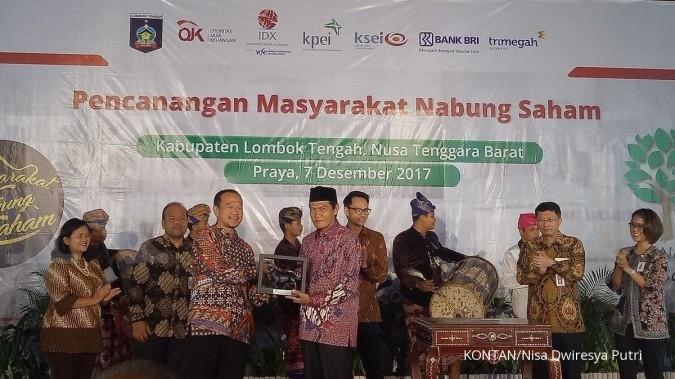 Putra Daerah Di Balik Program Nabung Saham Lombok