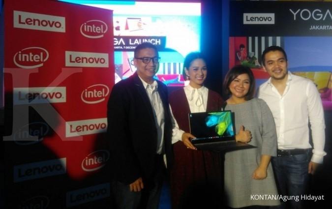 Ini spesifikasi laptop premium terbaru Lenovo