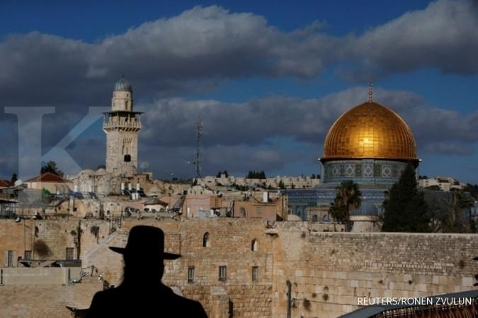 Trump mengancam proses perdamaian di Yerusalem