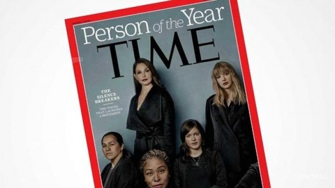 Person of The Year majalah Time bukan Kim & Trump