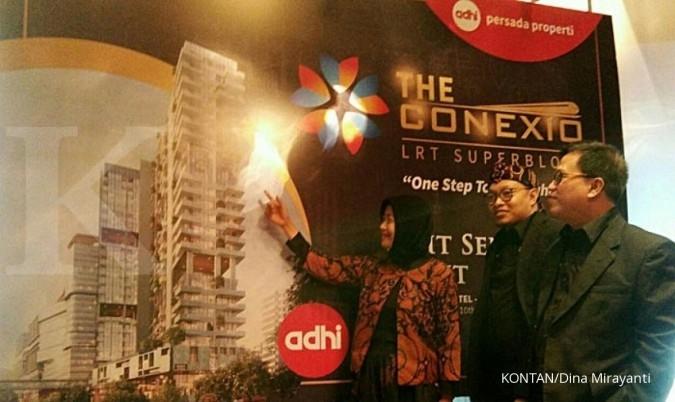Adhi Persada luncurkan LRT Superblok Conexio