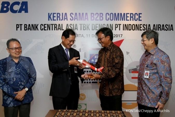 BCA gandeng AirAsia