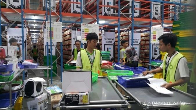 Lazada siapkan payment bersama Alibaba