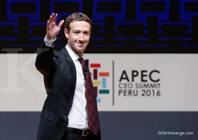 Saham Facebook anjlok 4% setelah Zuckerberg ubah kebijakan News Feed