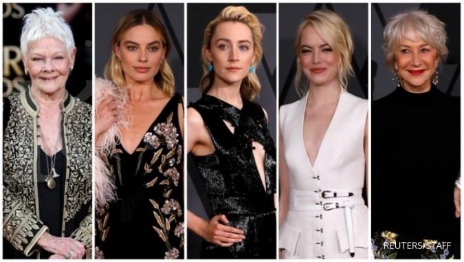 Ini deretan nominasi Golden Globes 2018