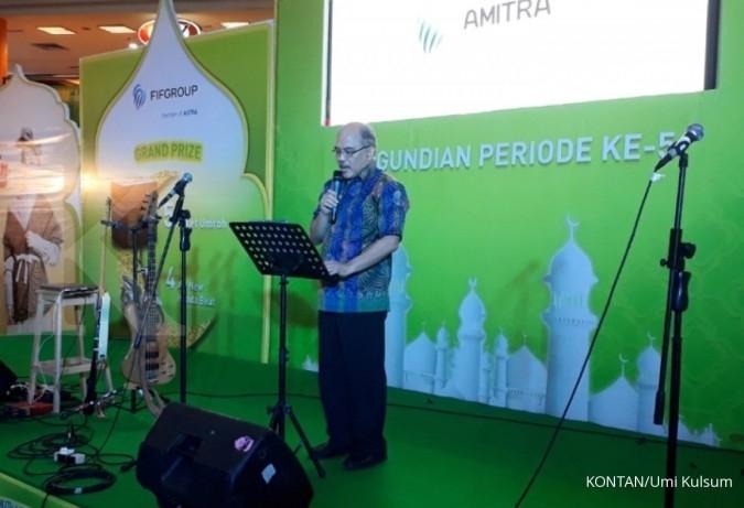 Amitra FIF gelar Program Berbagi Berkah di 6 kota