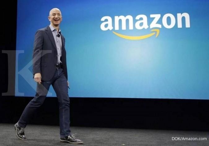 Jeff Bezos mengungkap rencana menyeluruh untuk mengatasi perubahan iklim