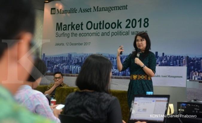 Manulife: Pasar finansial masih berpotensi tumbuh