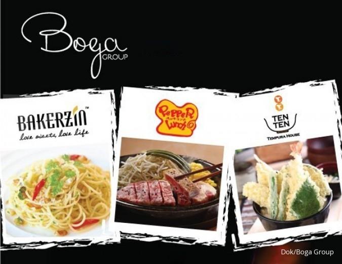 Boga Group akan genjot penjualan melalui online