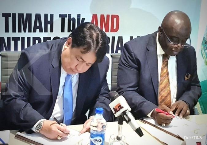 TINS Timah (TINS) gencar ekspansi ke luar negeri