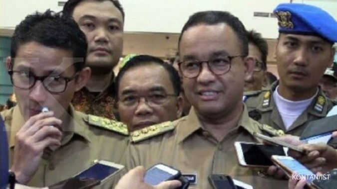 Anies-Sandi resmikan program One karcis one trip