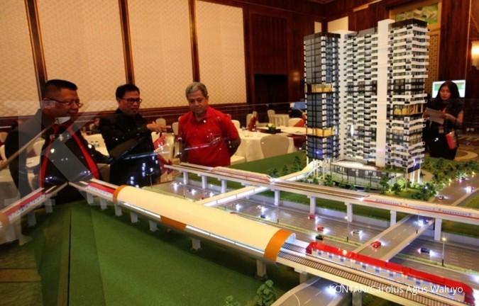 Wah, penjualan apartemen di Jakarta nyungsep 40%