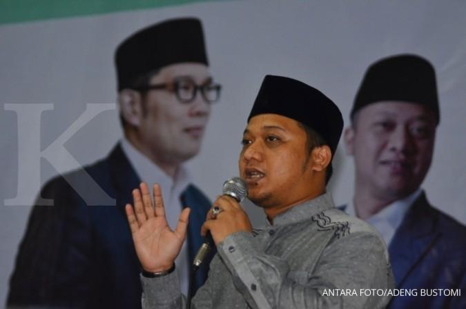 Golkar cabut dukungan untuk Ridwan Kamil