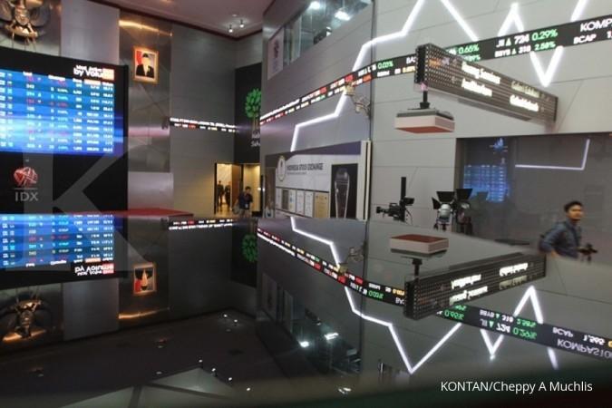 MAMI WSKT Rekomendasi teknikal saham WSKT, PNBS dan MAMI