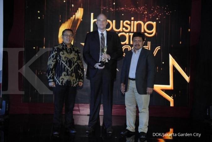 Jakarta Garden City raih penghargaan