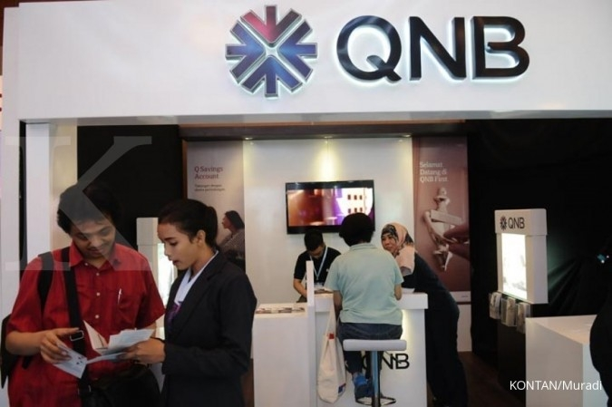 Bank QNB Indonesia akan rights issue 18,22%