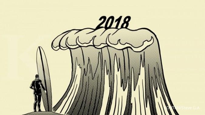 Tantangan perekonomian tahun 2018
