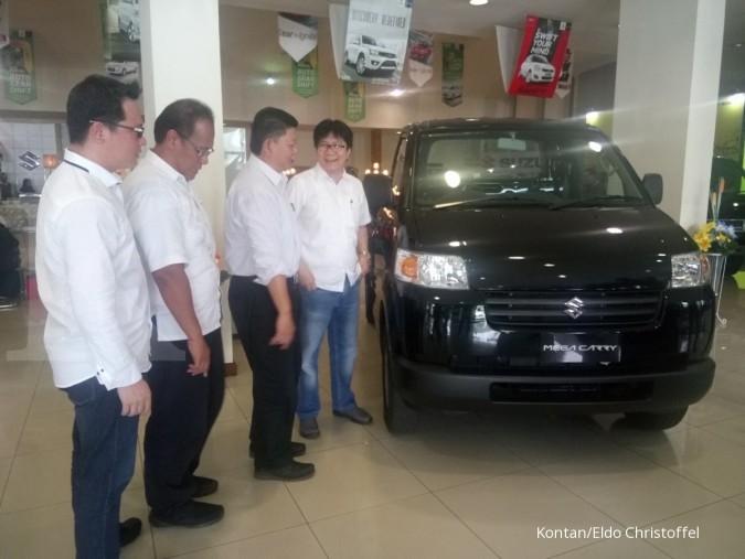 Wirausahawan Suzuki kumpul akbar di Surabaya