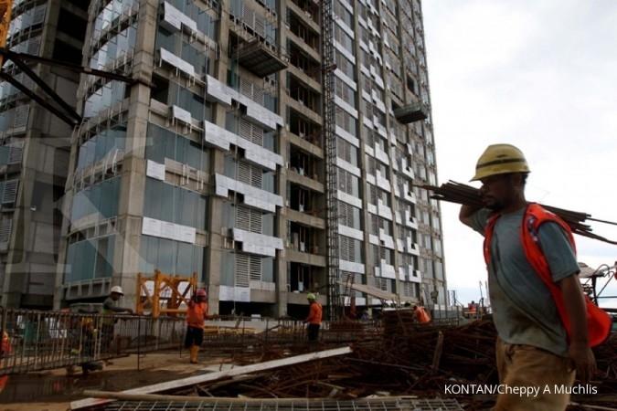 Pasar apartemen sepanjang 2017 di Jakarta lesu