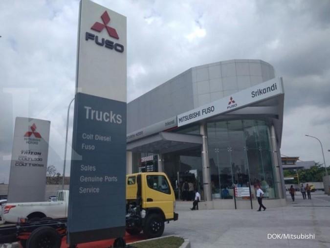 Infrastruktur dorong bisnis kendaraan komersial