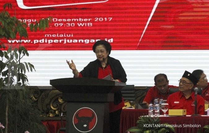 Lima jagoan PDIP untuk Pilkada di lima provinsi