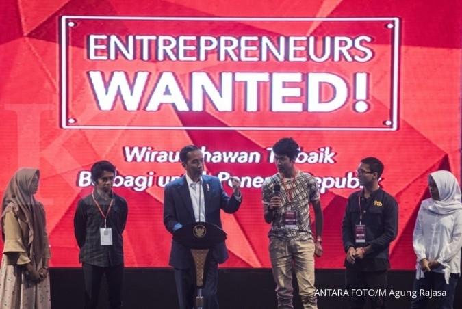 Jokowi: Lima tahun ke depan ada peluang US$ 130 M