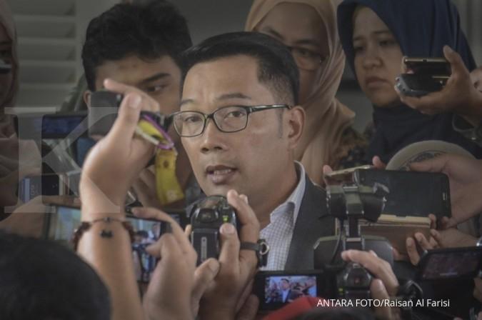 Ridwan Kamil tunda umumkan sosok pendampingnya