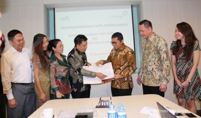 Mitigasi risiko, APEI kerja sama dengan Pefindo
