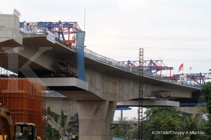 Garap tol Salatiga-Kartasura, Waskita utang Rp 1 triliun