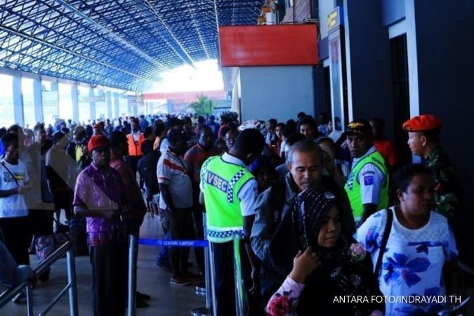 AirNav duet dengan bank BUMN tingkatkan konektivitas 109 bandara Papua