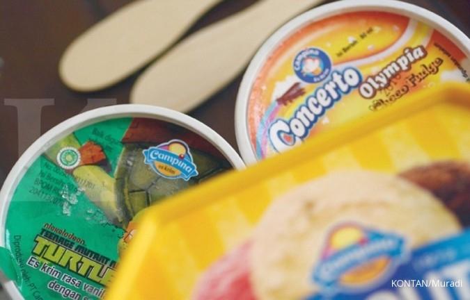 CAMP Tahun depan, Campina akan garap segmen es krim premium