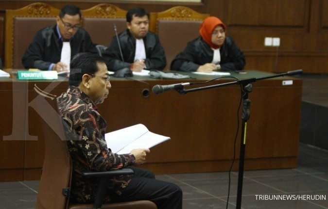 Setya calls 'KPK indictment invalid'