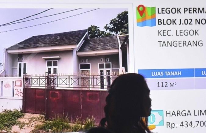 BBTN BTN targetkan KPR lelang Rp 31 triliun pada 2019