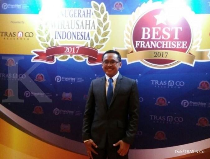 Daftar peraih award wirausaha dan waralaba 2017