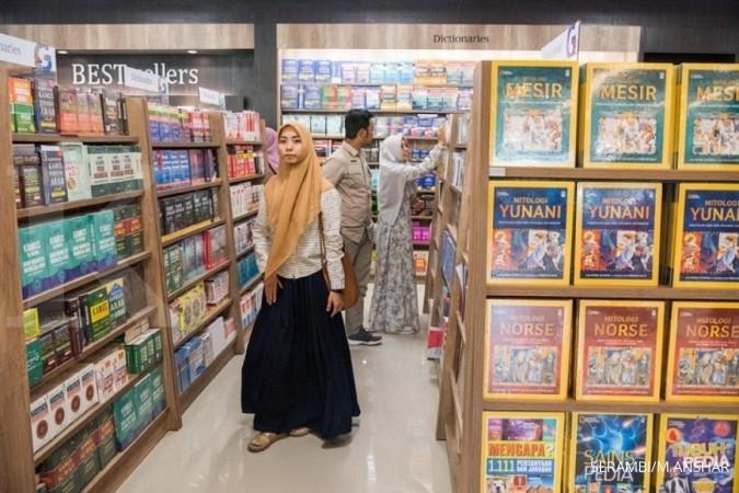 Harga kertas melambung, penerbit naikkan harga buku hingga 30%