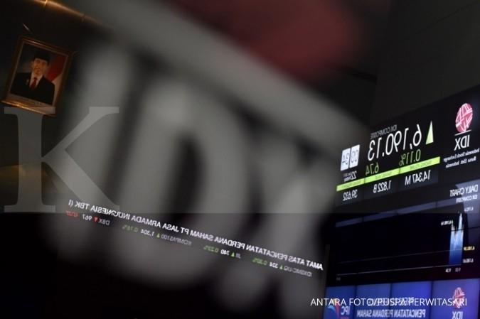 IHSG menutup pekan dengan rekor 6.490,89