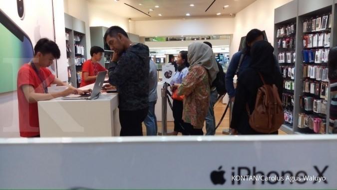 Prediksi penjualan iPhone X dipangkas