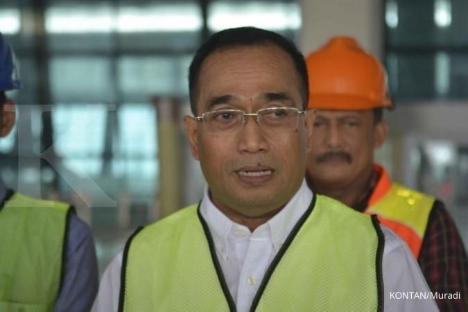 Menhub persilakan Ratu Prabu bangun LRT
