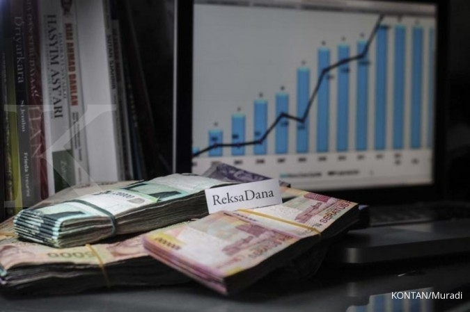 Kelolaan reksadana fixed income per Desember tumbuh 7,07%