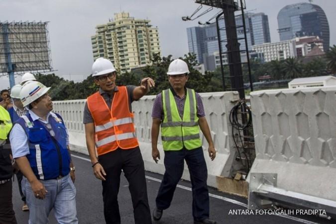 Sandiaga: Bank Dunia berminat danai pembangunan transportasi Rp 15 T