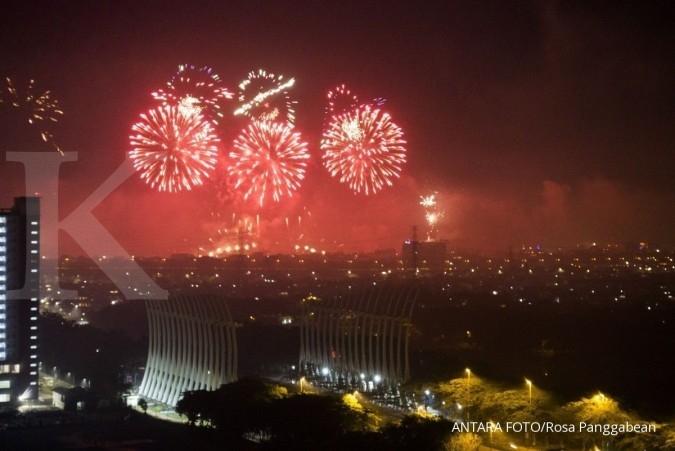 Sejumlah ruas jalan di Jakarta ditutup saat malam Tahun Baru, ini daftarnya