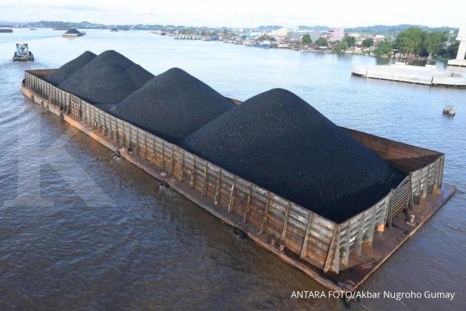 Permintaan batubara turun di awal tahun