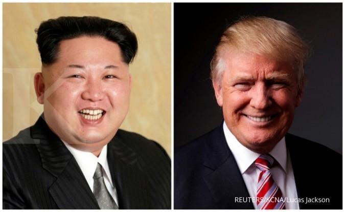Trump membuka peluang perundingan dengan Kim Jong Un di saat yang tepat