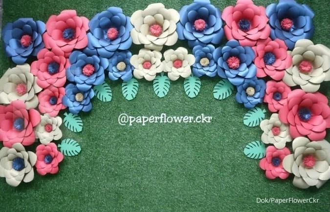 Dekorasi Bunga Kertas Kian Banyak Disukai Page All