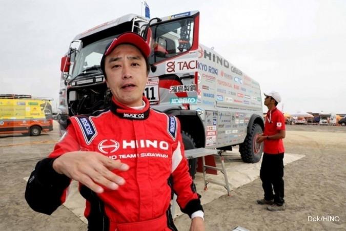 Hino kembali ikut ajang Dakar Rally